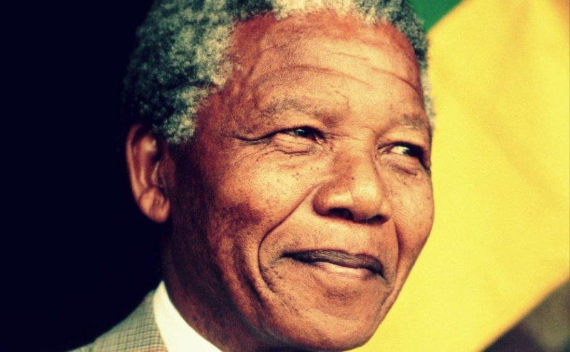 Nelson Mandela: exemplo delíder